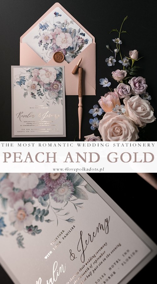 The Most Romantic Elegant Wedding Invitations Ideas With Touch Of
