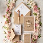 The most beautiful affordable rustic wedding stationery you will fall in love with!