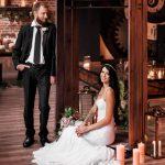 Industrial Rock 'n Roll Wedding Ideas