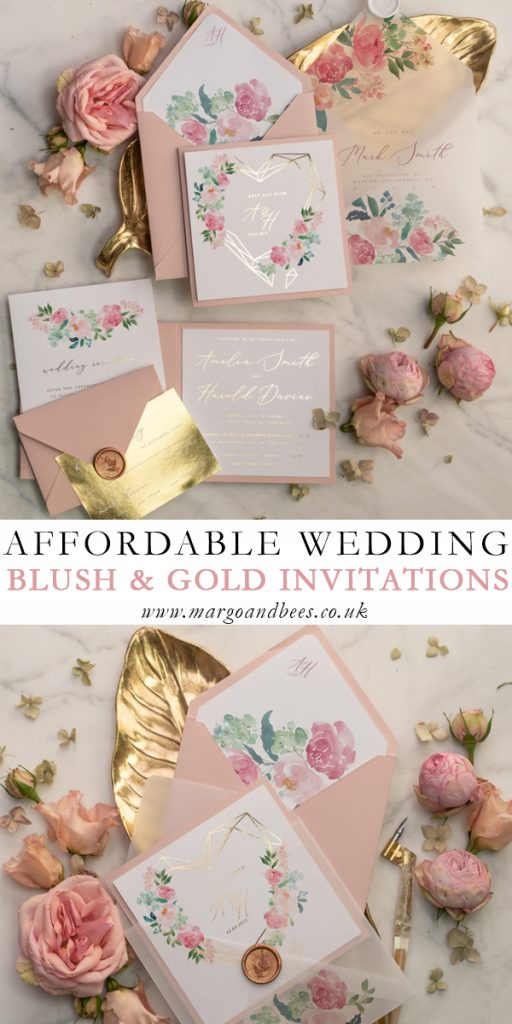 Affordable Wedding Invitations.The Most Beautiful Affordable Gold Wedding Invitations Blog
