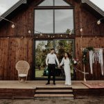 Romantic Barn house Rustic wedding ideas