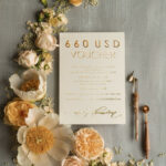 Voucher for your wedding stationery purchase