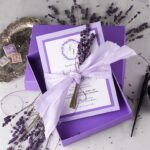 It is all about lavender…