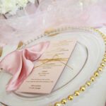 Blush gold sweet wedding HOT TRENDS