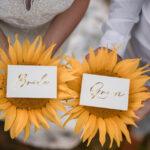 Ecru gold wedding invitations, elegant romantic wedding stationery, rose gold  classic wedding suite