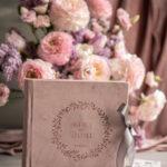 Luxury Wedding Guest Book, Instant Photo Book Instax Wedding Photo Guestbook