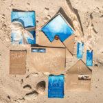 Tropical beach Wedding Invitations, Mexico Watercolor Seaside Wedding Invites, Rustic Wedding Cards