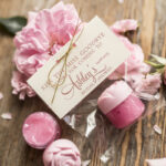 Proposal Bridesmaid Gromsman, Bespoke Bridal Shower Present, Lip balm Rose