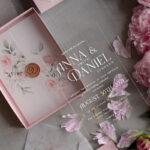 Wedding invitations designs, Elegant wedding invitation Suite • Romantic Wedding Stationery • Luxury wedding Invites, boxes